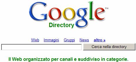 Google penalizza le Directory