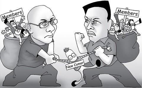 ShoeMoney VS John Chow
