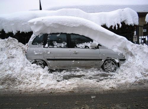 La mia Hyundai Matrix :-)