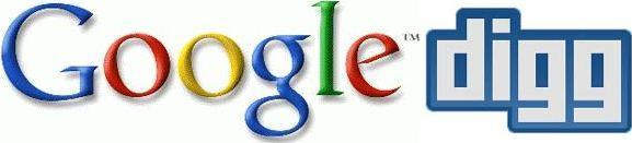 Google e Digg: amore o odio?