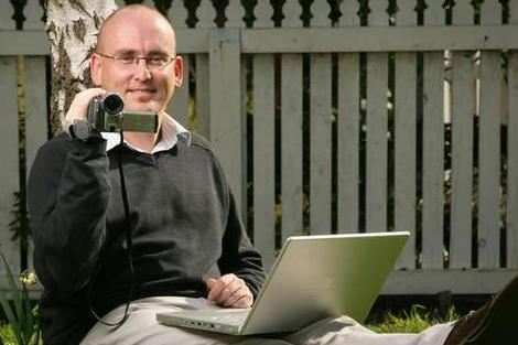 """Darren Rowse, un vero """"full time ProBlogger"""""""