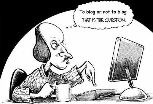 Come bloggare