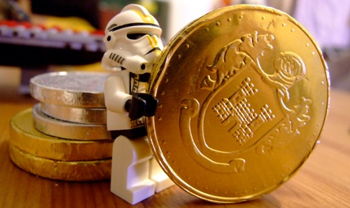 Fare soldi… di cioccolato :-)