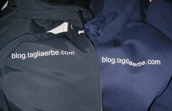 Il merchandising firmato TagliaBlog :-)
