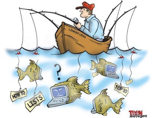 Cercando di pescare qualche buon link…
