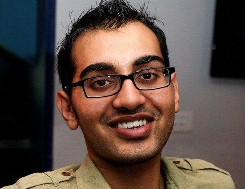 Neil Patel, autore di Quick Sprout