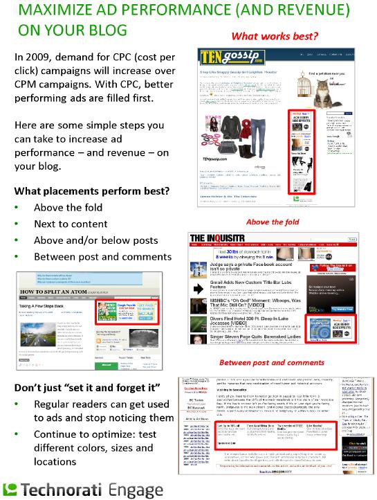 Come massimizzare le performance e le revenue dei banner su un blog