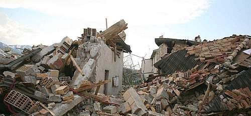 Il terremoto del 6 Aprile 2009