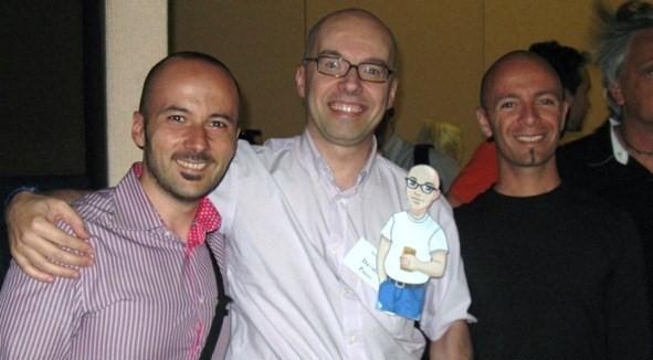 Alessandro Sportelli, Tagliaerbe e Luca Catania