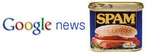 Google News e lo spam
