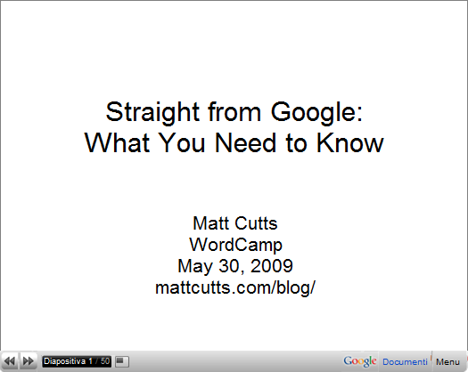Straight from Google: What You Need to Know