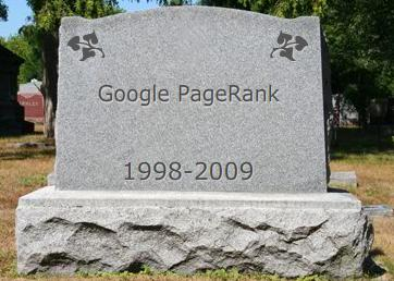 Il PageRank è morto?