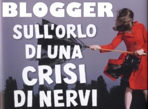 Blogger in crisi