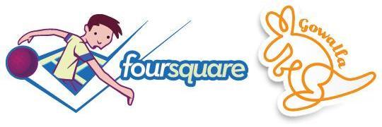 Foursquare & Gowalla