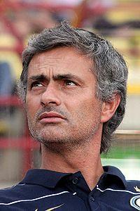 José Mourinho, fonte Wikipedia