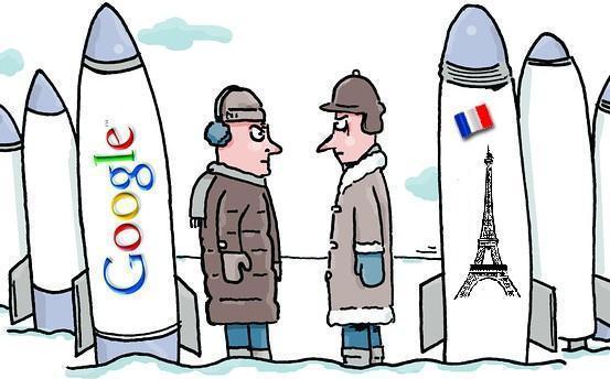Anti-Google News... francese