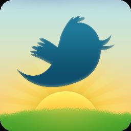 Il logo di Twitter earlybird
