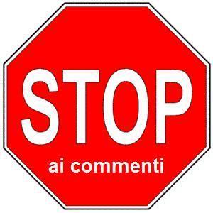 Stop ai commenti = più link?