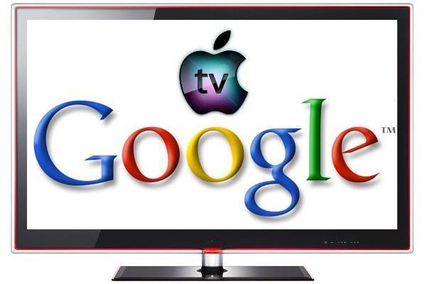 Apple e Google... nella TV