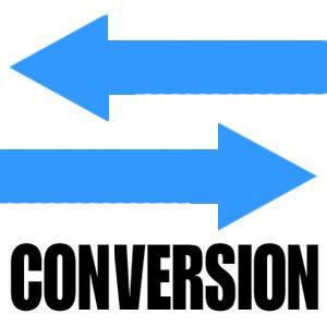 Velocità & Conversioni