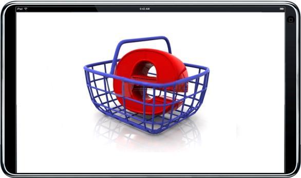 Acquisti online con iPad