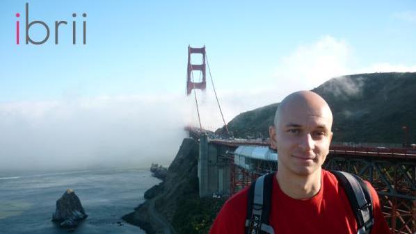 Stefano Passatordi a San Francisco