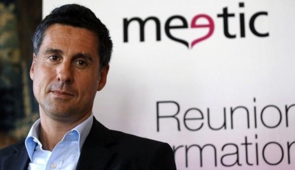 Marc Simoncini di Meetic