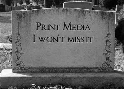 Giornali morti