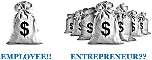 Dipendente vs. Imprenditore