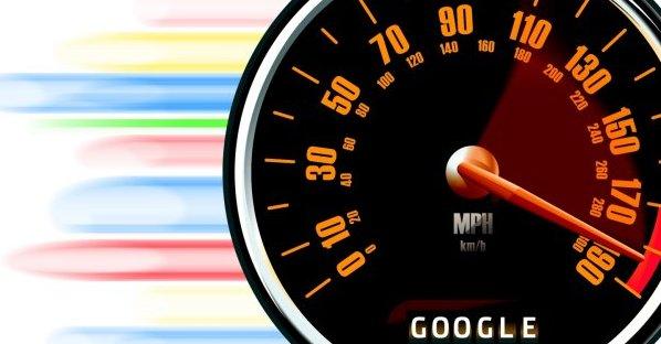 Google e la velocità