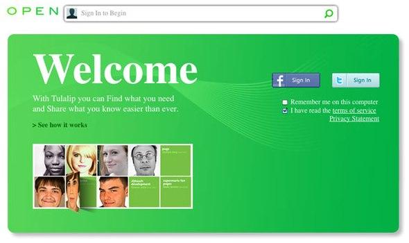 Tulalip, Microsoft Social