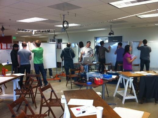 500 startups Design Bookcamp