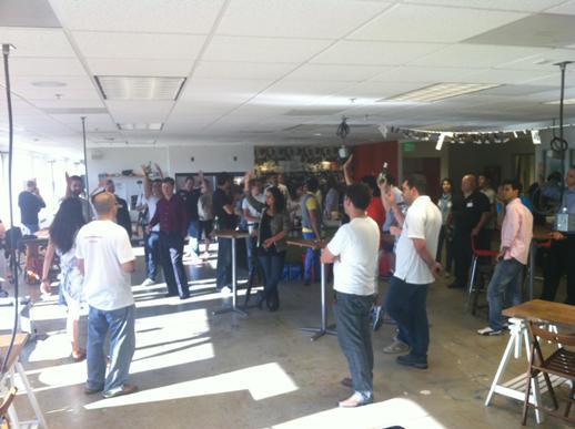 500 startups Incontri di networking