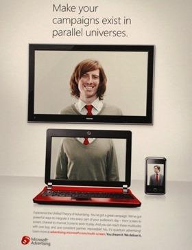 Multi-Screen Advertising
