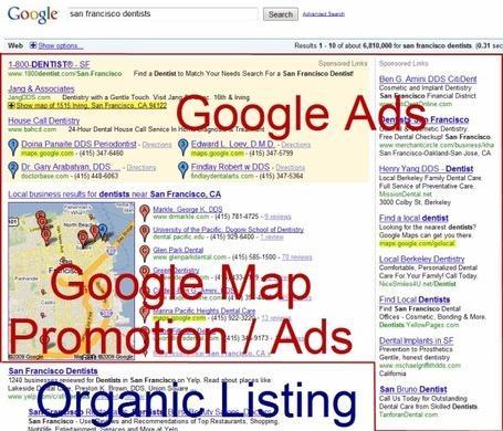Eccesso di annunci pubblicitari su Google