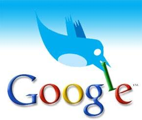 Twitter vs. Google Search plus Your World