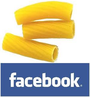 Pasta su Facebook