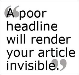 Come scrivere una headline efficace