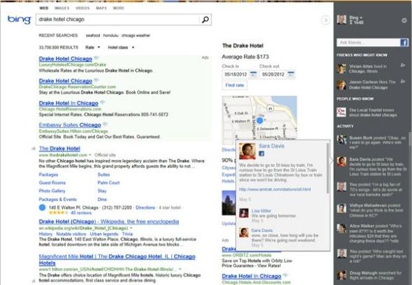 Il nuovo Bing