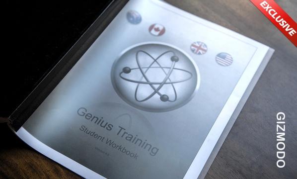 Genius Training Student Workbook