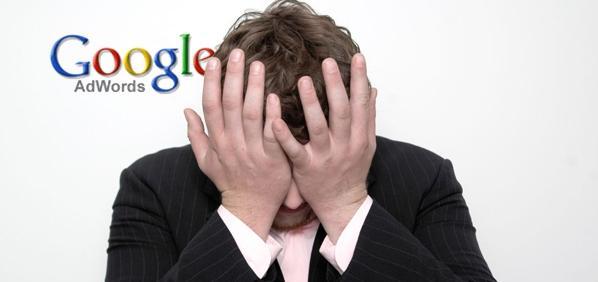 Gli errori di Google AdWords