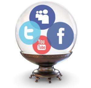 Previsioni sui Social Media