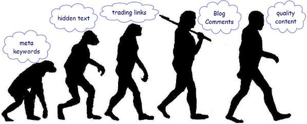 L'evoluzione della SEO