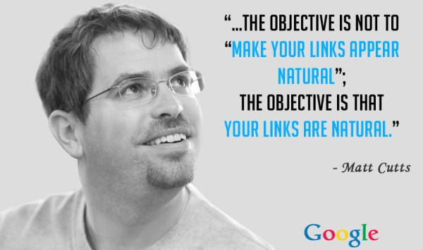 Link Building, secondo Matt Cutts