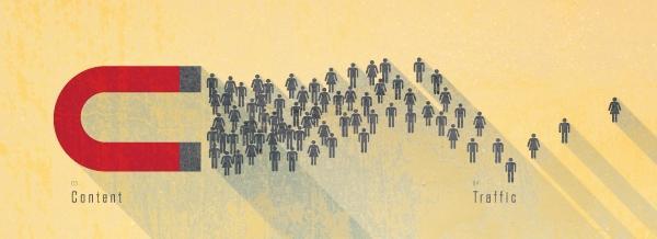 Il Content Marketing porta traffico