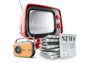 TV, radio, giornali: i vecchi media