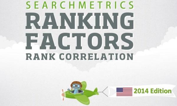 Searchmetrics Ranking Factors 2014