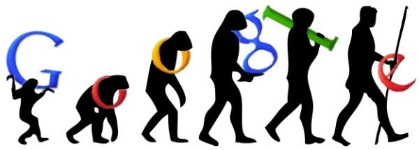 L'evoluzione di Google
