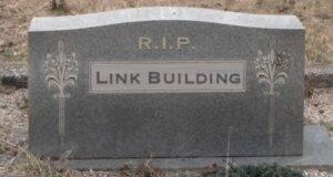 La Link Building è morta?
