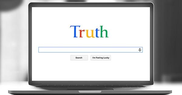 Verità e Google